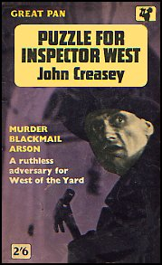 Puzzle For Inspector West